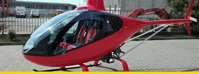 Verniciatura elicotteri colori metallizzati carrozzeria Nardi Asti